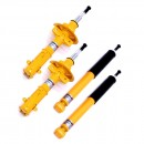 Koni Mustang Yellow Sport Adjustable Front Rear