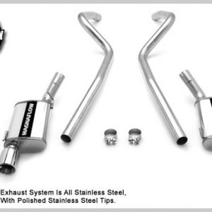 Magna Flow Cat Back Dual Exhaust System