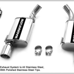 Magna Flow Mustang Dual Axle Back Muffler Replacement