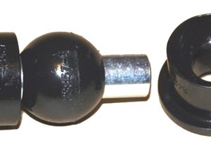 1982-2002 F-Body Street Lower Control Arms - Patent Pending POLY-BALL Bushings