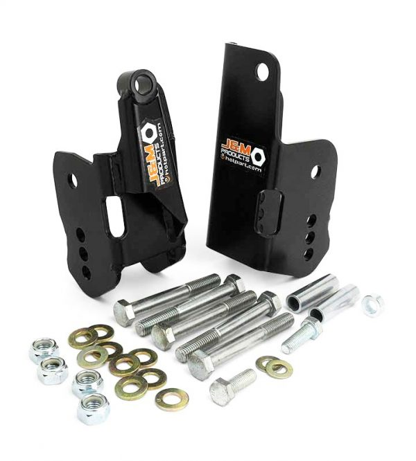 2005-2014 Bolt-In Mustang Lower Control Arm Relocation Brackets