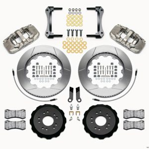 "Wilwood 14"" AERO6 Big Brake Front Brake Kit (Race)"