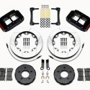 Wilwood 140-12508 12.19″ Superlite 4R Big Brake Front Brake Kit (Race) – Front