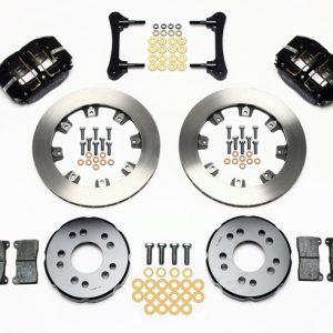 "Wilwood 140-10542 11.75"" Dynapro Radial Front Drag Brake Kit - Front"