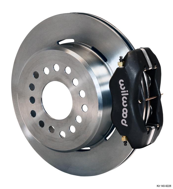 Wilwood 140 9228 Forged Dynalite Rear Parking Brake Kit