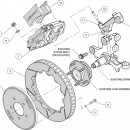 Wilwood 12.88″ Superlite 6R Big Brake Front Brake Kit (Race)