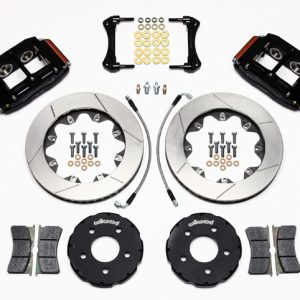 "Wilwood 12.19"" Superlite 4R Big Brake Front Brake Kit (Race)"