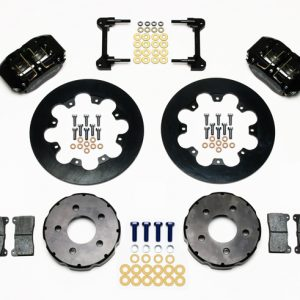 "Wilwood 11.75"" Dynapro Radial Front Drag Brake Kit .35"" Rotor Thickness"