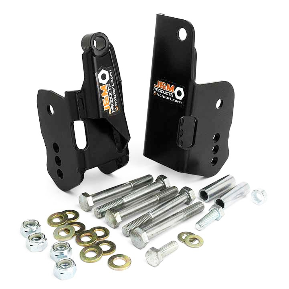 Mustang Lower Control Arm Relocation Bracket 23855-B