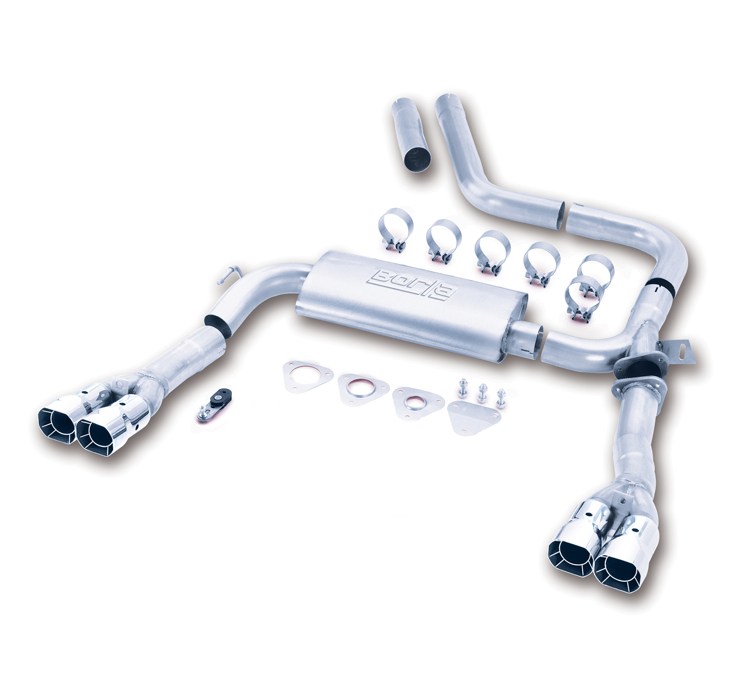 Borla Camaro Trans Am 1998 2002 Stainless Exhaust