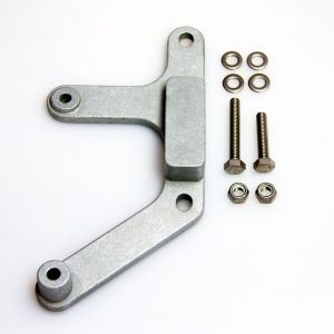 Coyote Swap Fox Pedal Bracket 70110 J&M Products