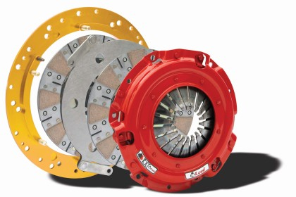 1996-2014 Mustang McLeod Twin Disc Clutch Kit 6932-25