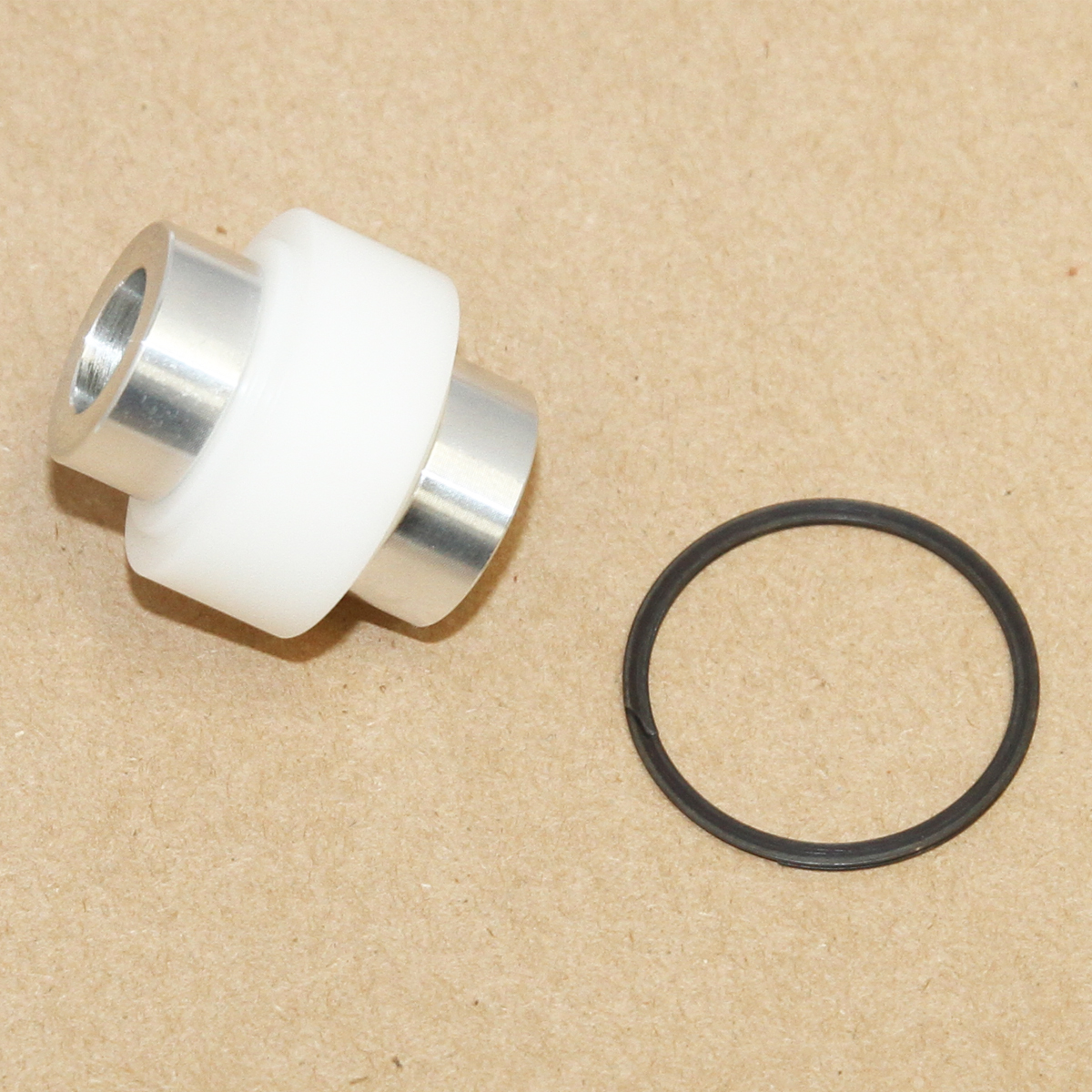 Vertical Link Delrin Bushing With Reducer Sleeves - J&M Products