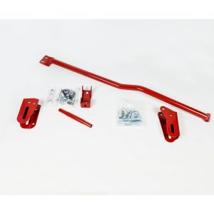 1982-2002 F-Body Adjustable Panhard Rod Bar Relocation Kit Red