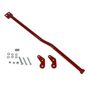 1982-2002 Chevrolet Camaro Pontiac Firebird Panhard Rod Relocation Kit - Red