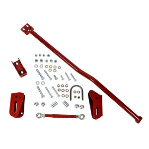1982-2002 F-Body Camaro Firebird Panhard Rod Relocation Kit - Red