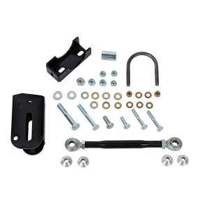 1982-2002 Chevrolet Camaro Pontiac Firebird Panhard Rod Relocation Kit - Black Drivers Side